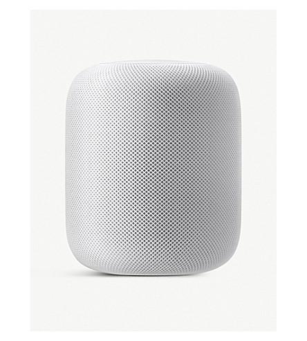APPLE HomePod smart speaker (White