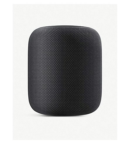 APPLE HomePod smart speaker (Space+grey