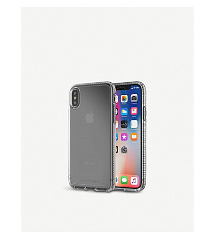 TECH21 Pure Clear iPhone X case (Clear