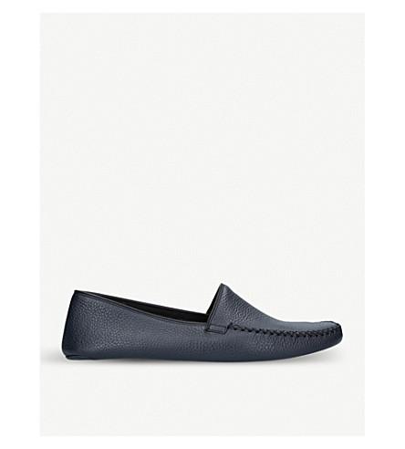 CHURCH Limos leather slipper (Blue