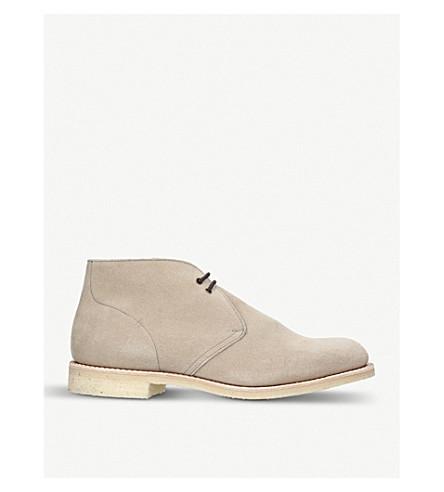 CHURCH Sahara 3 suede chukka boots (Beige