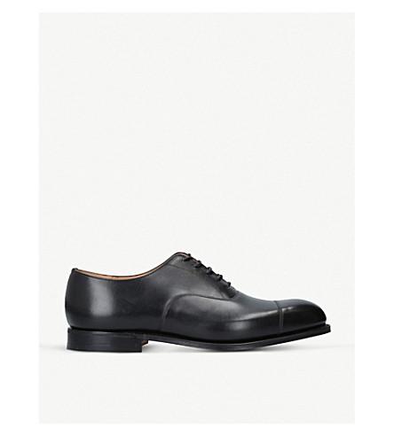 CHURCH Consul gare leather Oxford shoes (Black