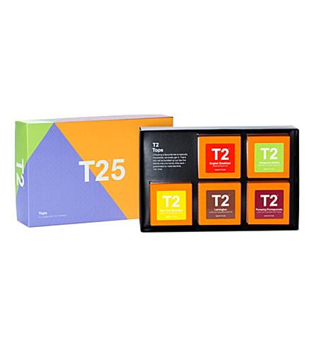 T2 TEA 5 Tops loose leaf tea 150g