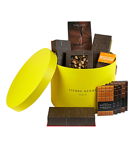 PIERRE HERME Monts & Merveilles medium hamper