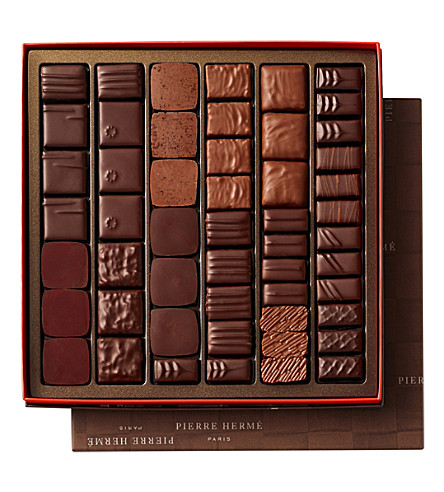 PIERRE HERME Classic Chocolate Assortment - 500g