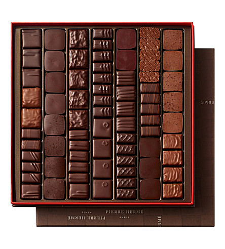 PIERRE HERME Classic Chocolate Assortment - 750g