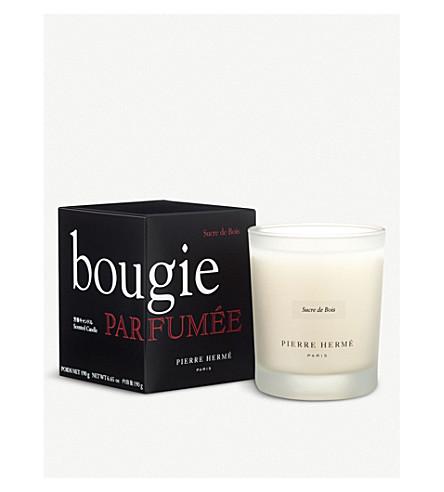 PIERRE HERME Sucre de Bois scented candle 190g