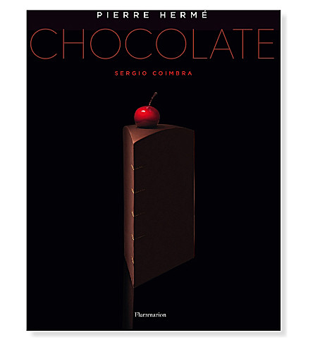 PIERRE HERME CHOCOLATE by PIERRE HERMÉ book