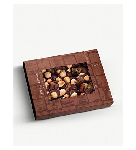 PIERRE HERME Mendiants Au Chocolat Noir 270g