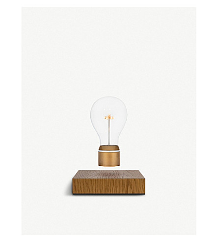 SMARTECH FLYTE Royal levitating LED lightbulb
