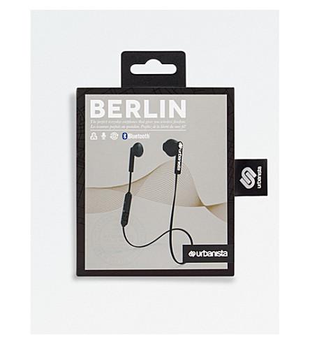 URBANISTA Berlin wireless headphones