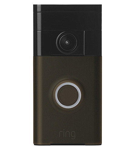 RING Video Doorbell (Venetian+bronze