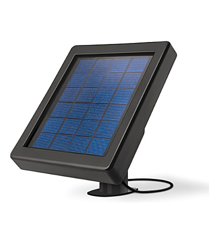RING Stick up cam solar panel