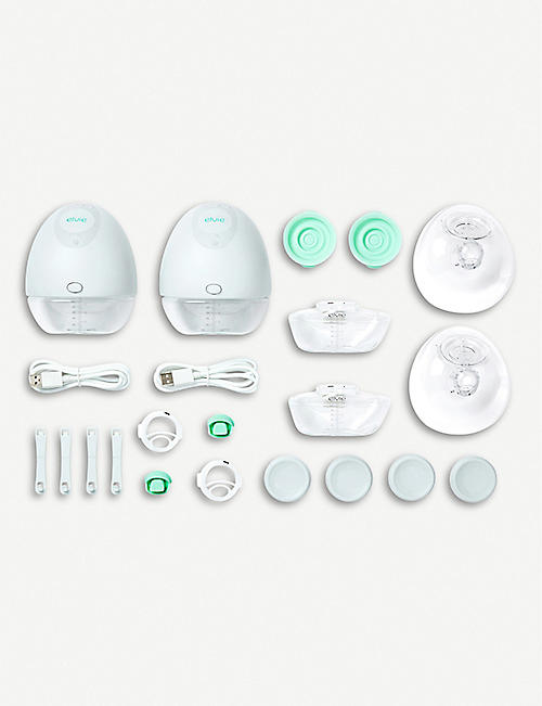 SMARTECH Elvie double breast pump