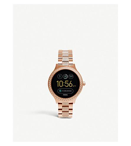 FOSSIL FTW6008 Q 创业不锈钢 smartwatch