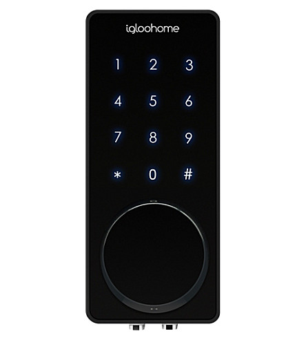 IGLOOHOME Smart Lock Deadbolt 02