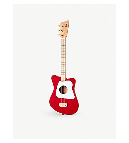 SMARTECH Loog wood three cord mini guitar