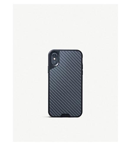 SMARTECH Mous Limitless 2.0 iPhone X case (Carbon+fibre