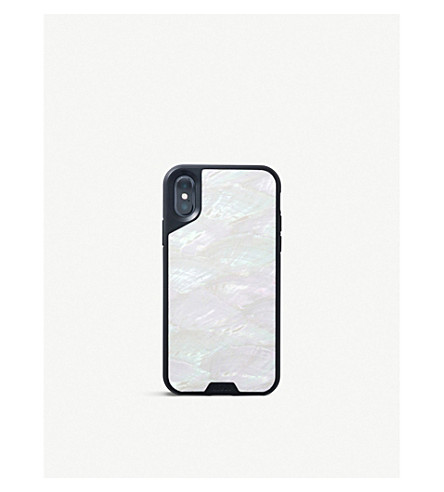 SMARTECH Mous Limitless 2.0 iPhone X case (White+shell