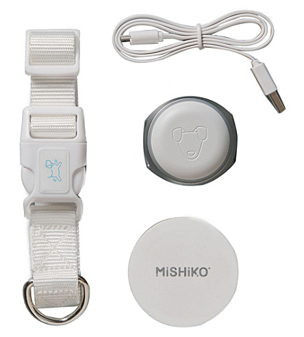 MISHIKO GPS and fitness tracker for pets