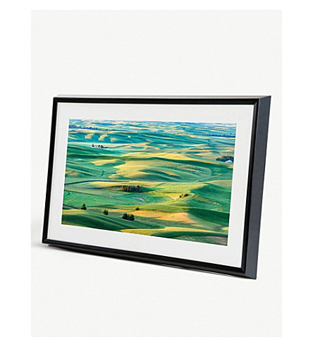 MEURAL Leonora Canvas poplar digital picture frame 29 x 19
