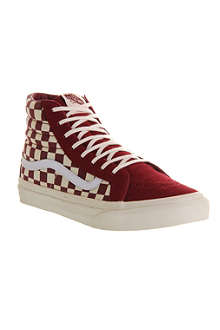 VANS Sk8 high-top slim trainers