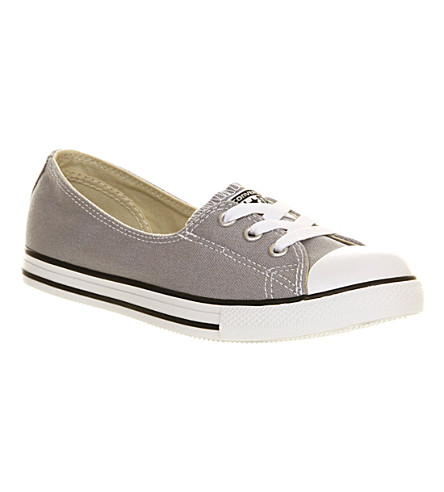 CONVERSE Dance Lace low-top trainers (Lucky stone