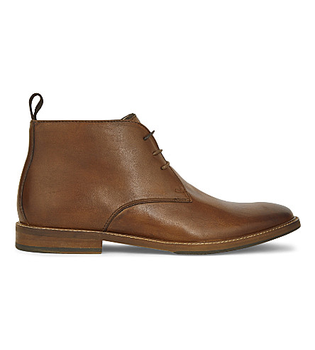 ALDO Alevia leather desert boots