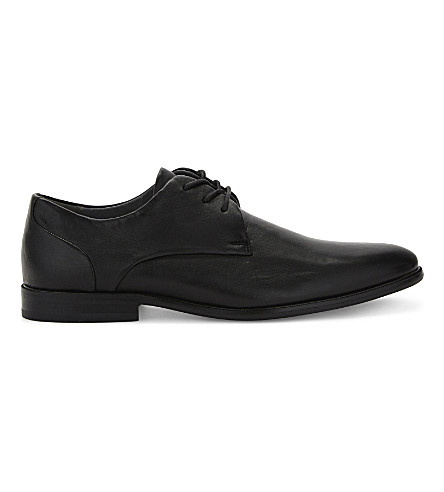 ALDO Kaoadia leather Derby shoes