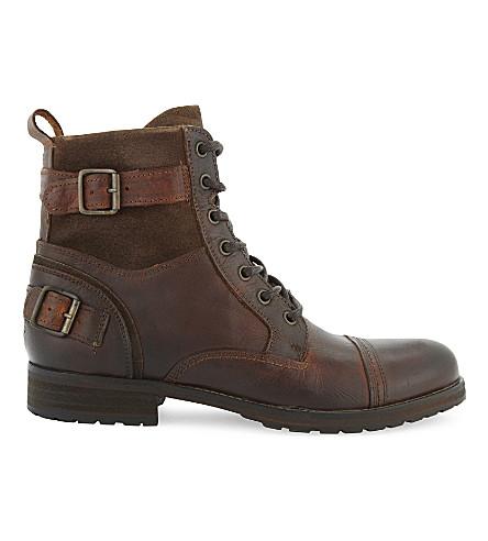 ALDO Gerrade leather ankle boot