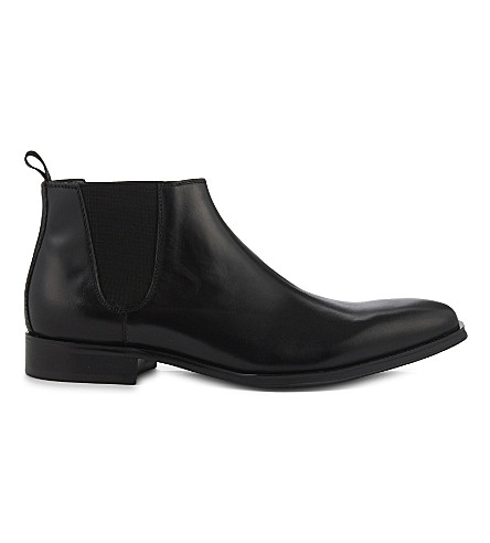 ALDO Falesa leather Chelsea boots (Black+leather