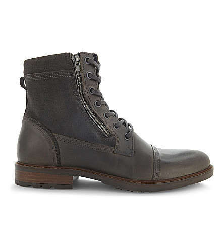 ALDO Freowine leather ankle boots
