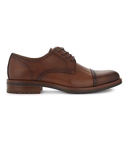 ALDO Umerille leather Derby shoes