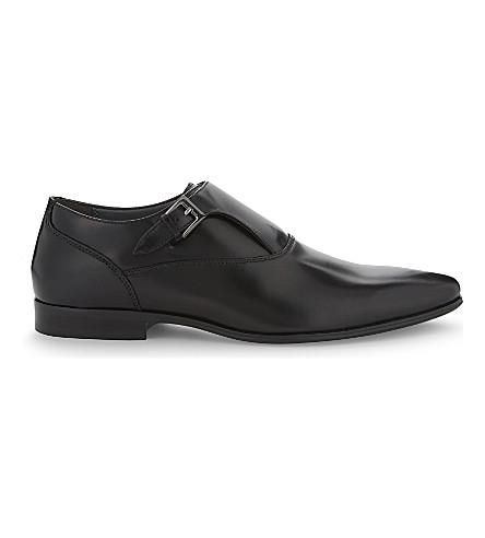 ALDO Kedoalia leather monk shoes