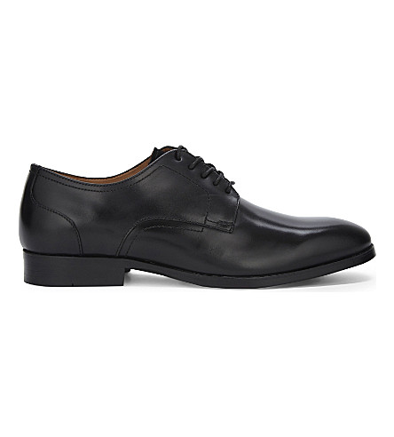 ALDO Wigmaer leather Derby shoes