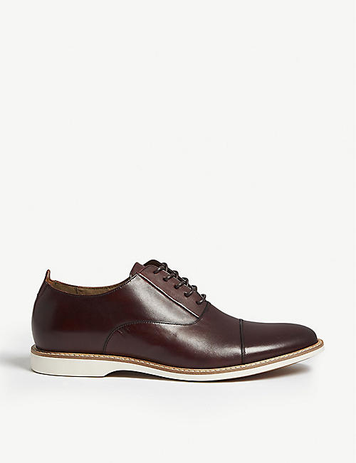 Diggs leather Oxford shoes