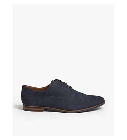 Zapatos Suede Navy Suede R ALDO Oxford Wen qOI4wp