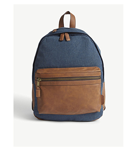 ALDO Denim backpack (Denim