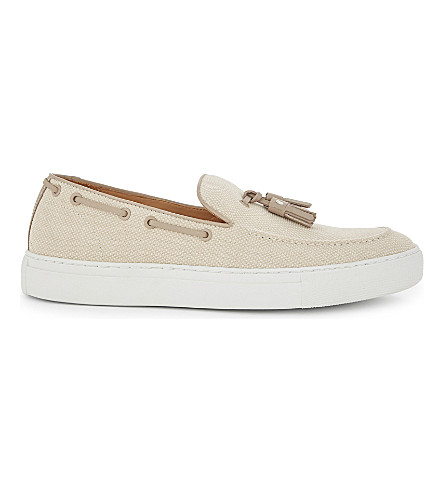ALDO Crilawen loafers (Bone