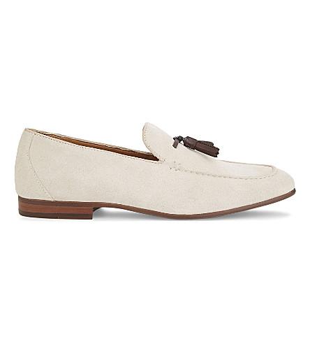 ALDO Wyanet suede loafers (Beige