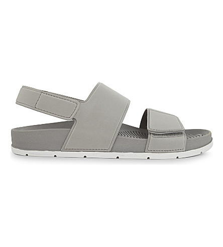 ALDO Brawen chunky sandals (Grey