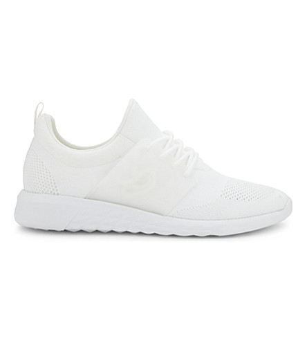 ... ALDO Mx.0 mesh lace-up sneakers (White. PreviousNext