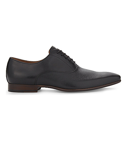 ALDO Craosa-R leather Oxford shoes (Black