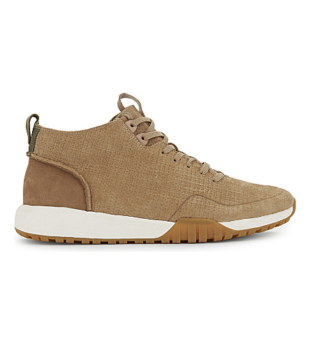 ALDO Vigoroso trainers (Taupe