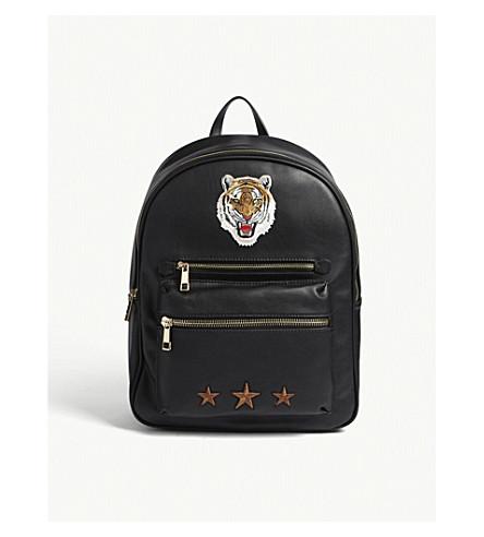 ALDO Zigovia tiger backpack (Black