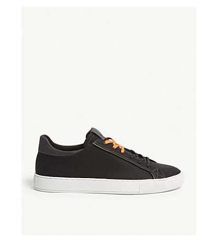 ALDO Armanti trainers (Black+leather