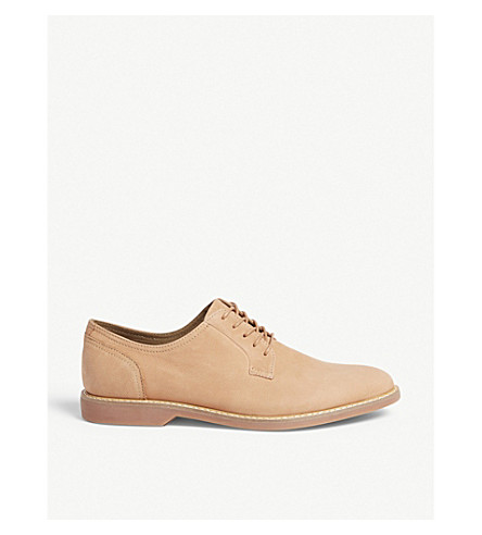 ALDO Zeviel leather Derby shoes (Pink miscellaneous