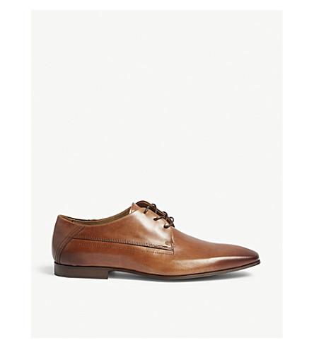 derby leather ALDO Honnorat leather shoes ALDO Honnorat Cognac BffXz1Hq