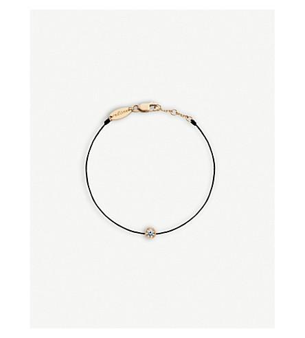 THE ALKEMISTRY Redline 18ct rose-gold and diamond bracelet (Rose+gold