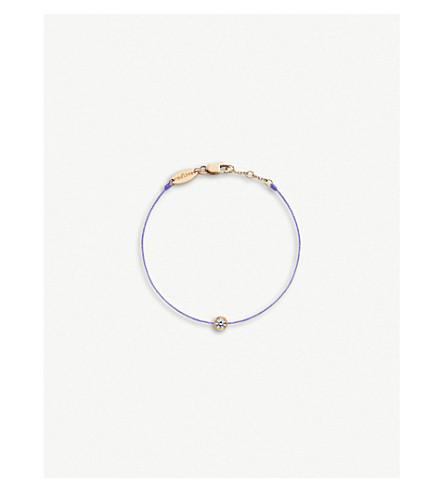THE ALKEMISTRY Redline Pure 18ct rose-gold and diamond bracelet (Pink